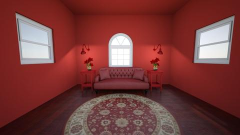 red room - by jennatuttle