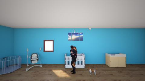 awwwww - Modern - Kids room  - by livelaughlove13