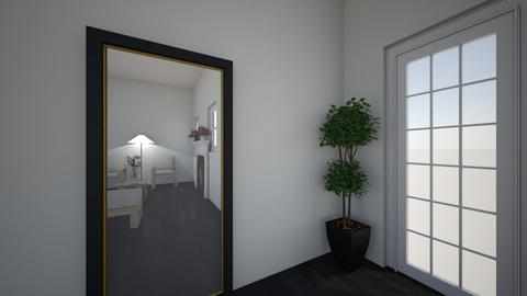 planta baja - Living room  - by mnicole2808