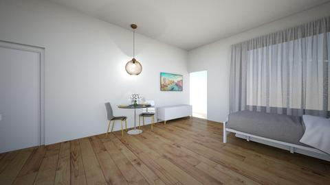 cuarto  - Modern - Bedroom  - by george30