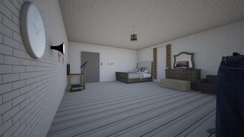cosy - Bedroom  - by mia1211