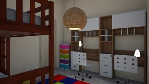 elsad3 - Kids room  - by vottimaria