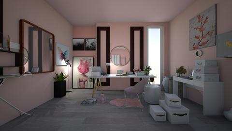 framedesk - Kids room  - by Zalpha