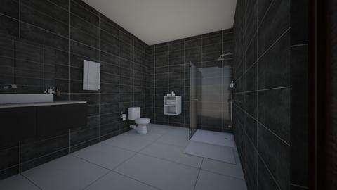 padawan bathroom - Bathroom  - by LibertyPrincess