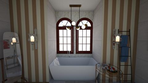 lil vintage  - Vintage - Bathroom  - by bellavanderwal