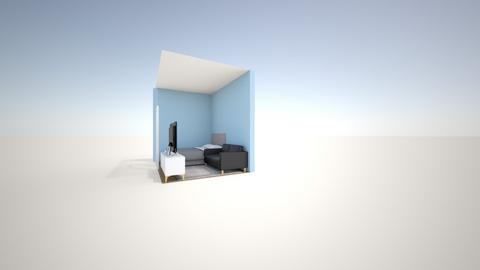 chambre abdul - Bedroom  - by aboudy20047
