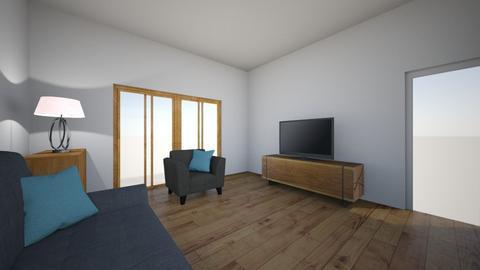 Living Room 1 - Living room  - by richgbdesign