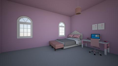my room - by yellowkitty101
