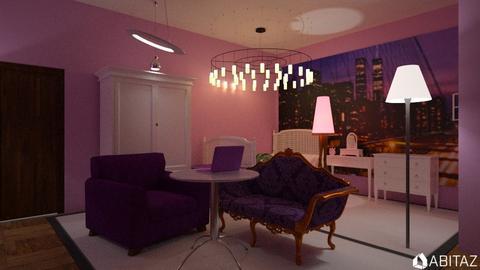 Bedroom - Country - Bedroom  - by DMLights-user-2134665
