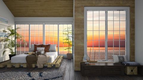 Beach Room - by I designs