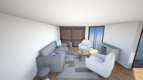 Beach Condo - Modern - Living room - by stacycarter