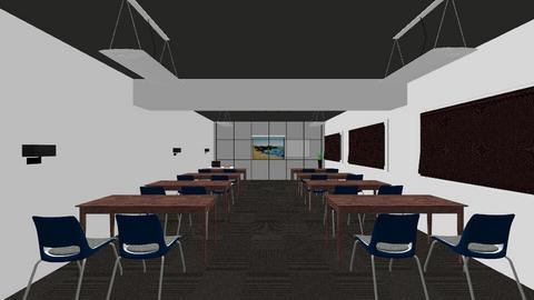 NIPM hall new - Office  - by iamthobee