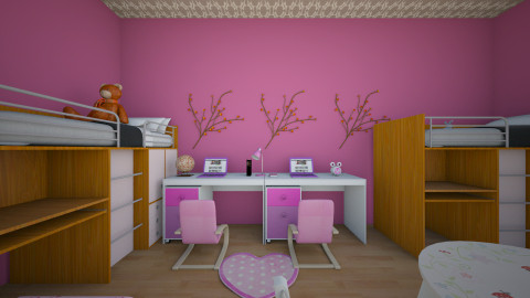 lemofeot - Modern - Kids room  - by viragvarga