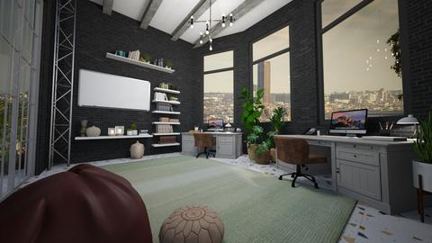 factory - Office  - by td123