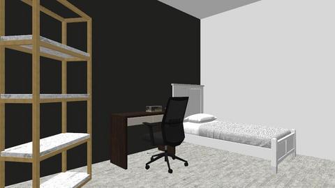 hy - Modern - Bedroom  - by anjanida