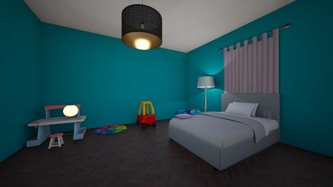 Dream room - Modern - Kids room - by abigailbeasley1