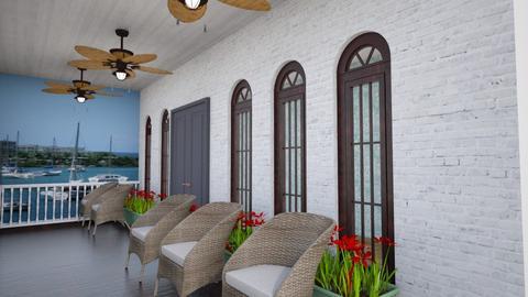 porch - by steker2344