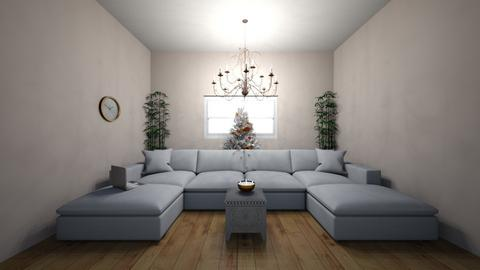 Soft living room space - Minimal - Living room  - by sophiefleah