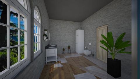 pt408 - Bathroom - by katarinaabelec8