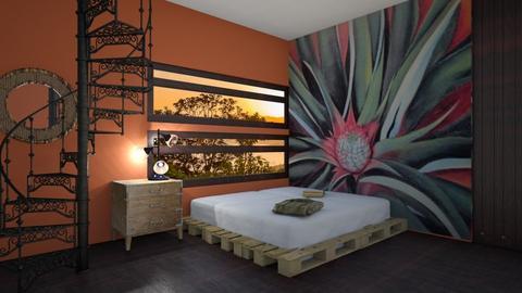 Rest Relax Rwanda - Bedroom - by helsewhi