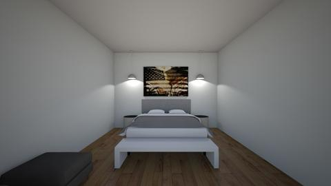Quarto Fred - Bedroom  - by hjunqueira