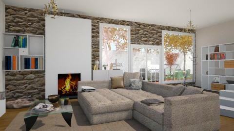 LivingroomDZVEBra - Modern - Living room - by deleted_1486260728_DZVEBra