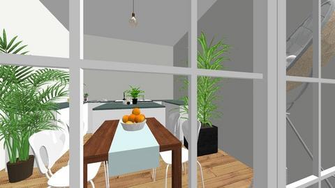 keuken - Kitchen - by marije wemmers