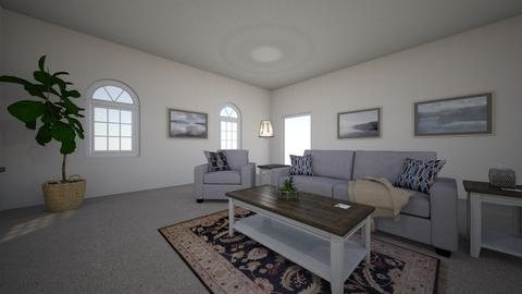 Hinamori Living Room - Living room - by nothing77