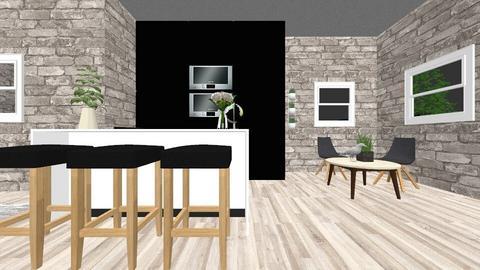 Villa Lisa - Modern - Kitchen - by Marlisa Jansen