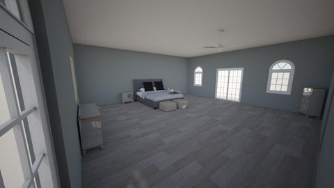 hr - Bedroom - by Harley Cleveland