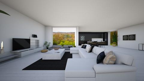 Moderne Living 2021 - Modern - Living room  - by FDM