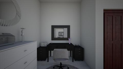 perennia vanity - Bedroom  - by sya_milia_