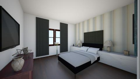 HomeBDR - Minimal - Bedroom  - by raltfel