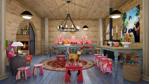 Blinnaia - Dining room - by chania
