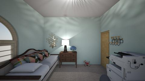trabajo Monse Saavedra - Bedroom  - by monse2005