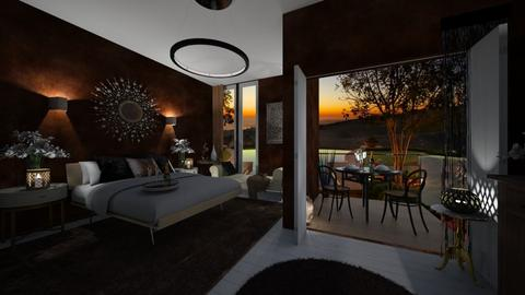 Romantic sunset dinner - Bedroom  - by evelyn19