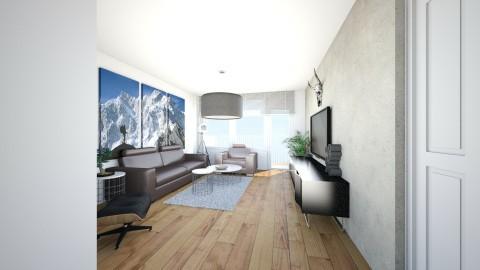 Living room - Minimal - Living room  - by Boris Kulic