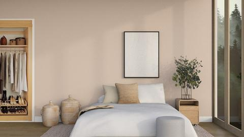 Natural Contest R E E D - Modern - Bedroom  - by C O Z Z A B