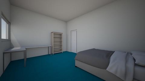 Asya - Bedroom  - by SuS_pEaNuT