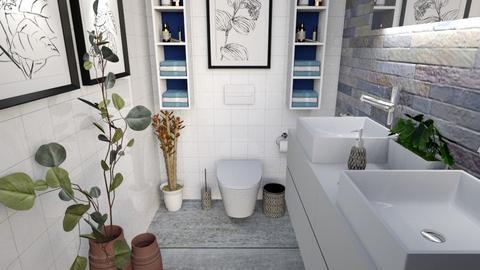 toilet - Bathroom  - by iraa