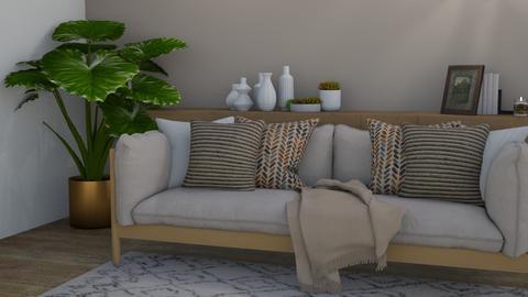 rustic4 - Rustic - Living room  - by Nizanhe