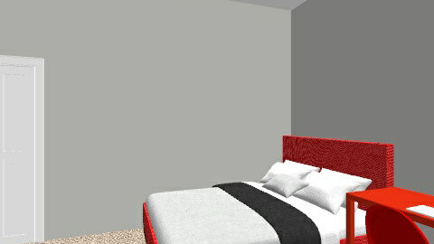 Small but Awesome  - Retro - Bedroom  - by deleted_1611324816_STYL