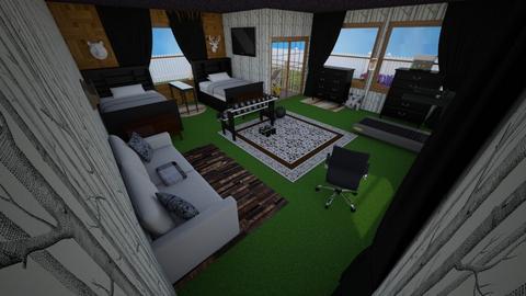 boy - Modern - Bedroom  - by Keith Urban
