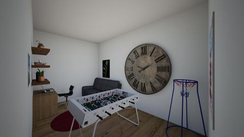 common room - Living room  - by jake_scott
