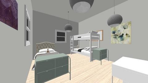 Kids Bed - Kids room  - by inghram