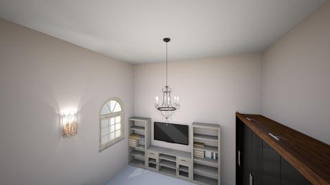 GS bedroom - Retro - Bedroom  - by changtttopp