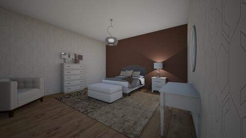 master bedroom - by emilykellum20