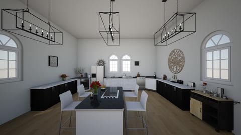 Kitchen  - Kitchen  - by Isabel_Bogdanowicz