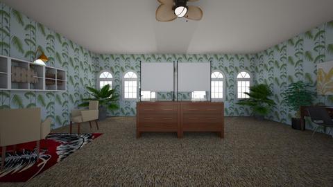 Bohemian Bedroom - Bedroom  - by PandaPrincess