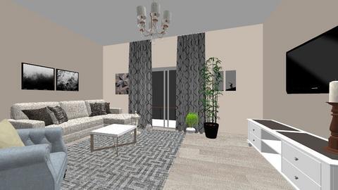 tina cipollari - Living room - by Angela Quintieri